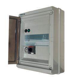 Coffret Electrique Panorama pour Filtration de Piscine 1 X 100W