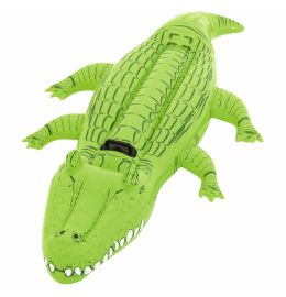 Bouée Crocodile avec deux poignées
