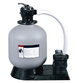 Platine de filtration 8m³/h