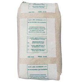 Sac de sable pour filtration piscine 25 kg