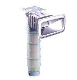 Skimmer filtrant A400 Elegance 16 m³/h - jusqu'à 55 m³