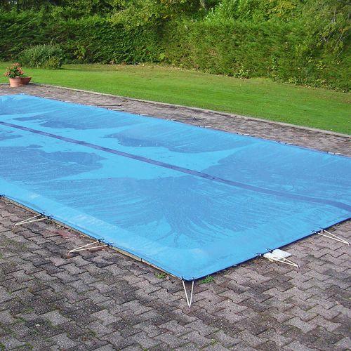 Bâche d'hivernage opaque piscine