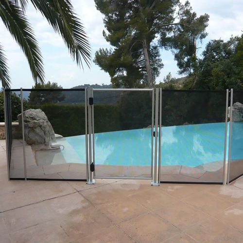 Barrière de protection piscine Beethoven- protection enfant