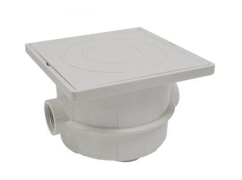 Boîte de connexion en pvc étanche pour projecteur de piscine