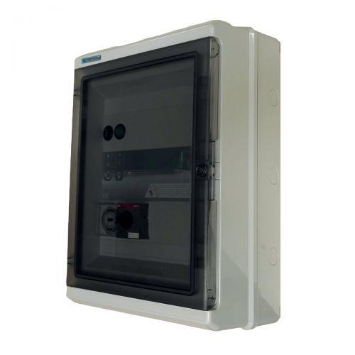 Coffret Electrique Panorama pour Filtration de Piscine 1 X 300W