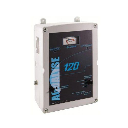 Electrolyseur ComptoirLyse 120 pour piscine de 80 à 120 m3 d'eau