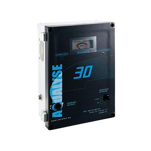 Electrolyseur de Piscine au sel Comptoirlyse 30 jusqu'à 30 m3 d'eau
