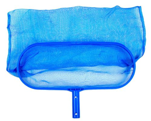 Epuisette de fond en pvc pour nettoyage piscine