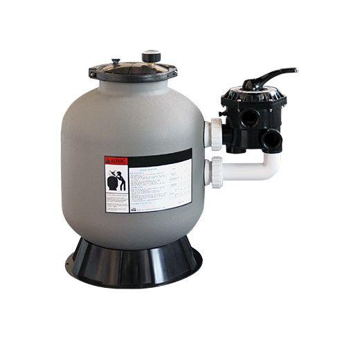 Filtre à sable epai side 400 pour filtration de piscine jusqu'à 30 m³