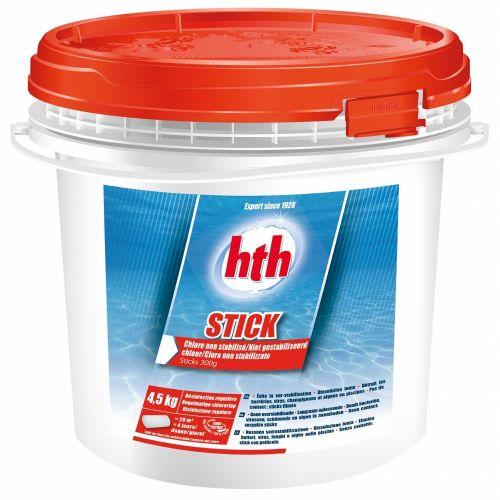 Traitement de l'eau de piscine au chlore non-stabilisé - hypochlorite de calcium