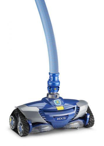 robot nettoyeur hydraulique mx9 zodiac