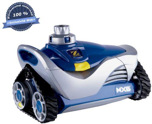 Robot hydraulique Zodiac MX6 pour piscine