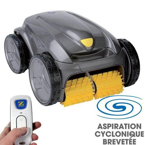 Robot électrique zodiac vortex ov3500 - technologie lift system