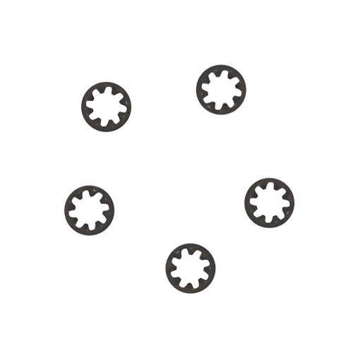 Rondelles de blocage pour axe de roue robot polaris 180/280/Vs - nettoyage piscine