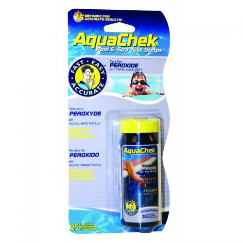 testeur de peroxyde pour piscine et spa - idéal avec traitement sans chlore