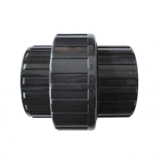 union 3 pièces femelle diamètre 50 mm en pvc