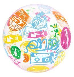 Ballon de plage designer