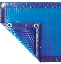Bâche à bulles Bleue/Bleue 4 côtés (le m²)