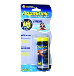 Test peroxyde 3 en 1 Aquachek