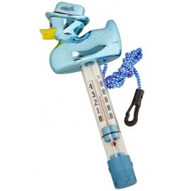 Thermomètre Canard métallic