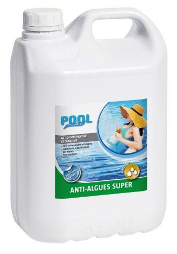 bidon d'anti-algues de 5L - traitement de l'eau