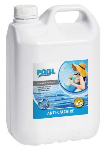 Bidon d'anti-calcaire de 5L - Traitement d'eau de piscine