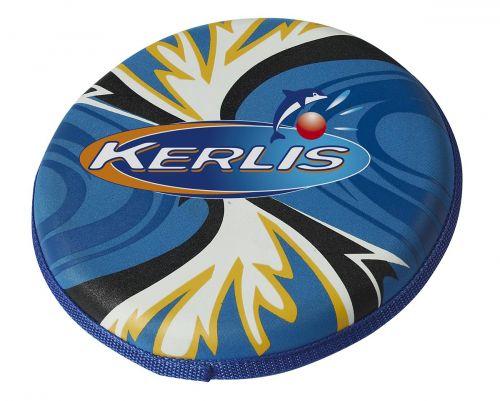 Disque flottant en néoprène Kerlis bleu