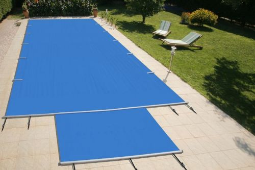 Couverture à barre securit pool excel+ pour piscine