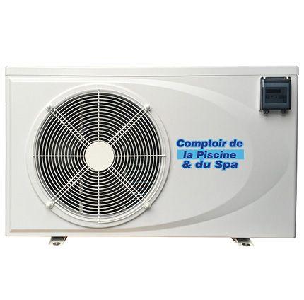 Pompe à chaleur premium Comptoir de la Piscine - chauffage de l'eau de piscine