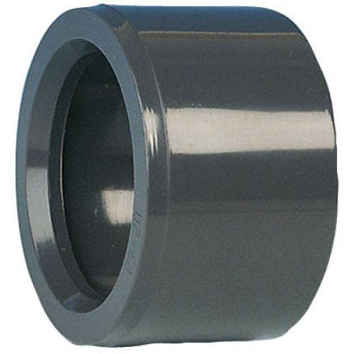 Réduction PVC pression 50-40 mm pour raccord filtration piscine
